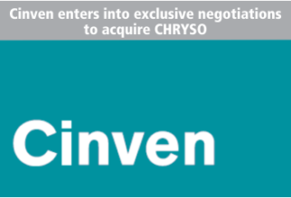 Cinven enters into exclusive negotiations to acquire CHRYSO