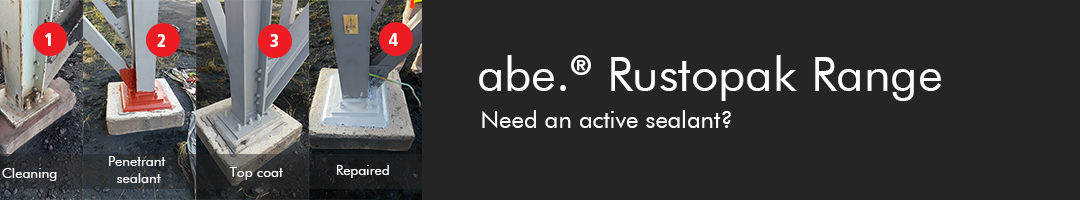 abe® Rustopak Red Penetrant Sealant