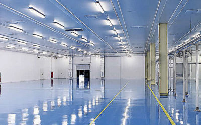Demand for hygienic, quick-curing European flooring escalates